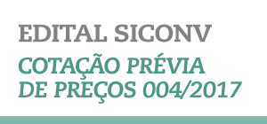 Edital Siconv