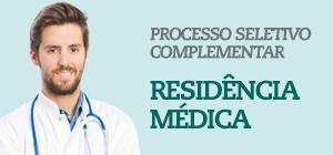 Edital Residência Médica